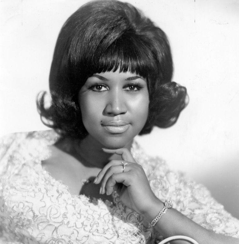 Aretha Franklin y su música a través del año