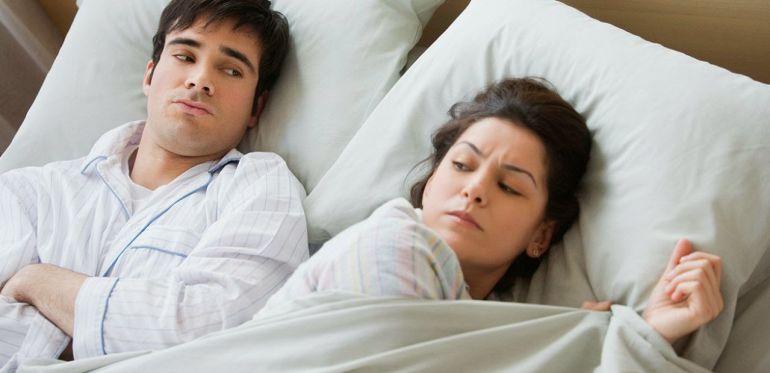 Una esposa regañona es bueno para la salud