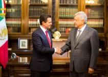EPN y AMLO encabezan reunión entre gabinetes