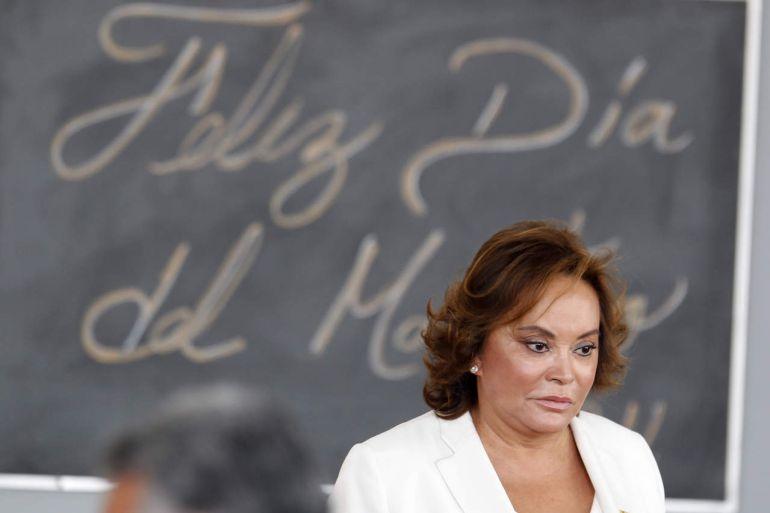 Elba Esther Gordillo recibió herencia millonaria de su madre