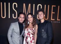 Esta foto confirmaría segunda temporada de la serie de Luis Miguel