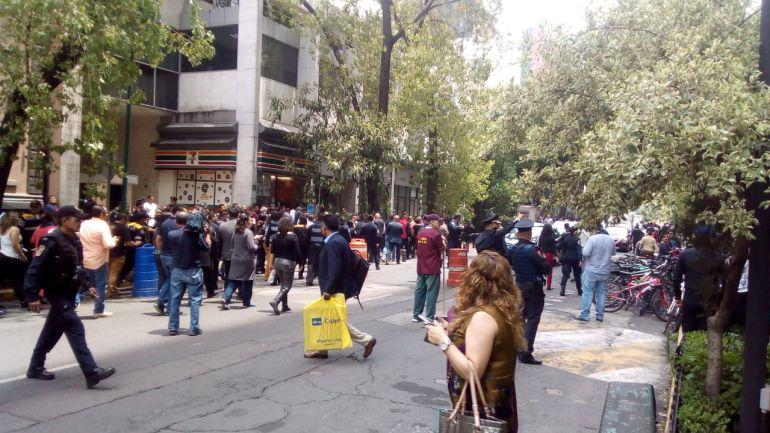 Sismo en Guerrero de 5.3; Se percibe en la CDMX