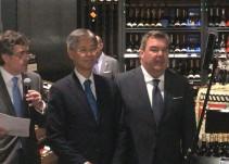 Grupo La Comer recibe certificado de Promotor de Alimentos e Ingredientes Japoneses