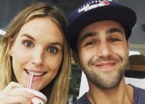 Josh Peck y Paige O'Brien confirman noticia familiar