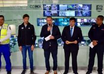 Gobierno de CDMX implementa dispositivos de seguridad para Maratón 2018