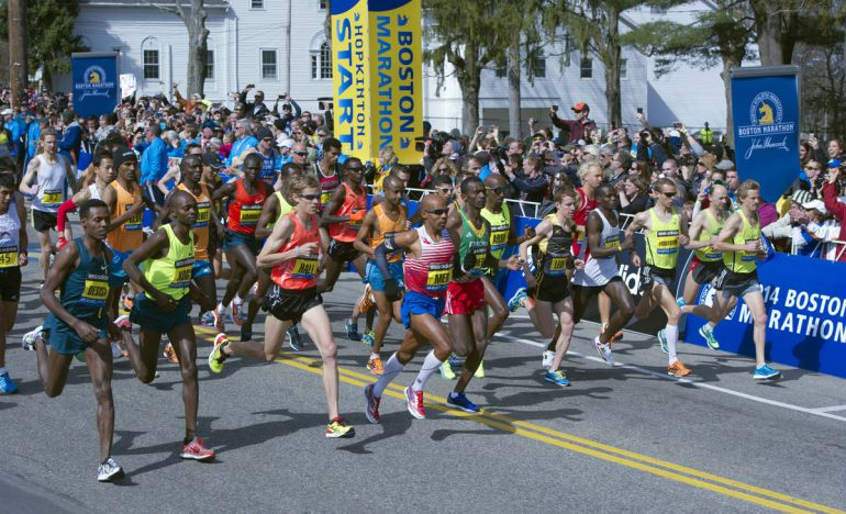 ¿Cuáles son los maratones más importantes del mundo?
