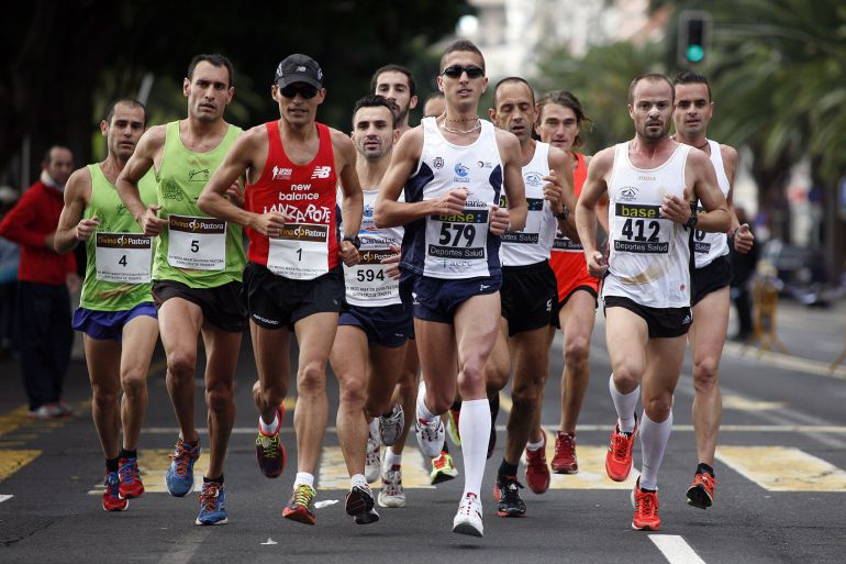 Tips para controlar la mente durante un maratón