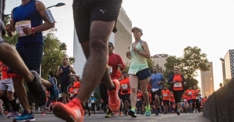 Haz del maratón un estilo de vida