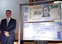 Mexicanos lanzan sus diseños para el billete de 500 pesos