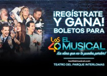 """Regístrate y gana una entrada doble para ver a """"Los 40 El Musical"""""""