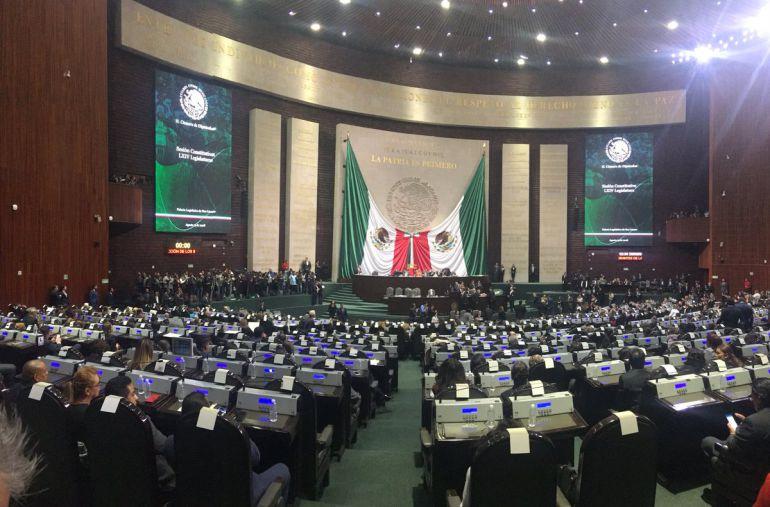 protesta, senadores, diputados: Rinden protesta nuevos diputados y senadores