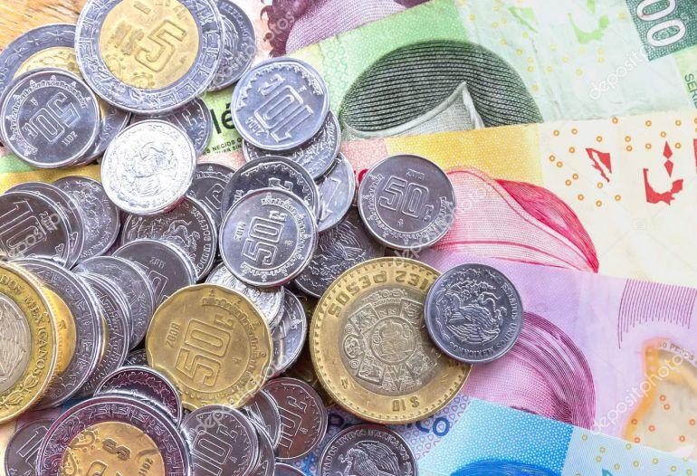 El peso sigue a la baja frente al dólar