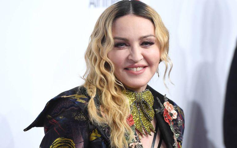 Madonna luce su figura a sus 60 años