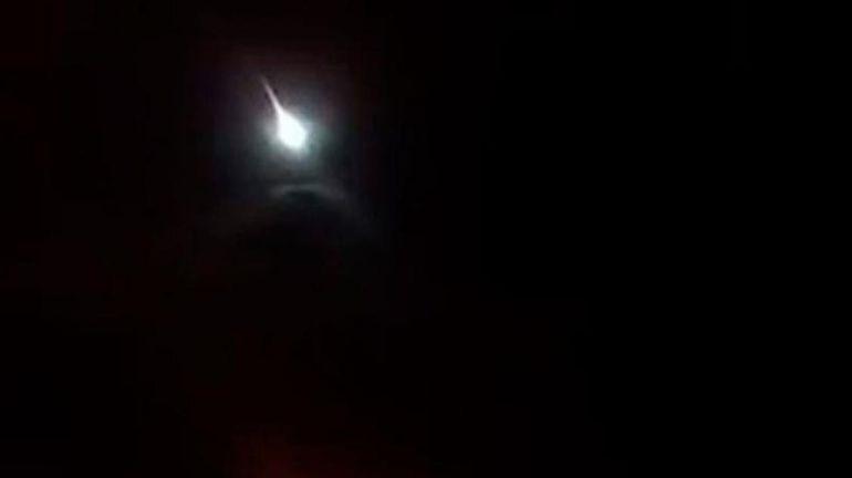 Meteorito cae en Australia y todo quedó grabado en video