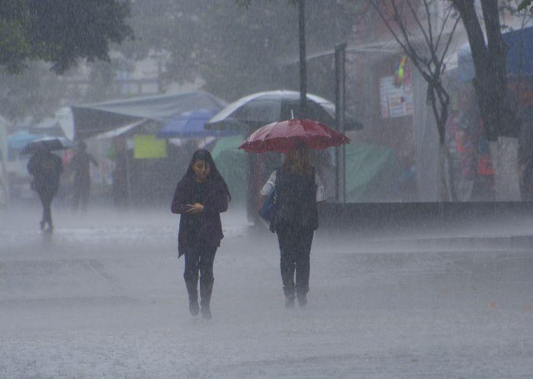 Clima hoy CDMX: Se pronostican tormentas muy fuertes en doce entidades del país: SMN