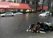 Los mejores memes de las lluvias en la CDMX