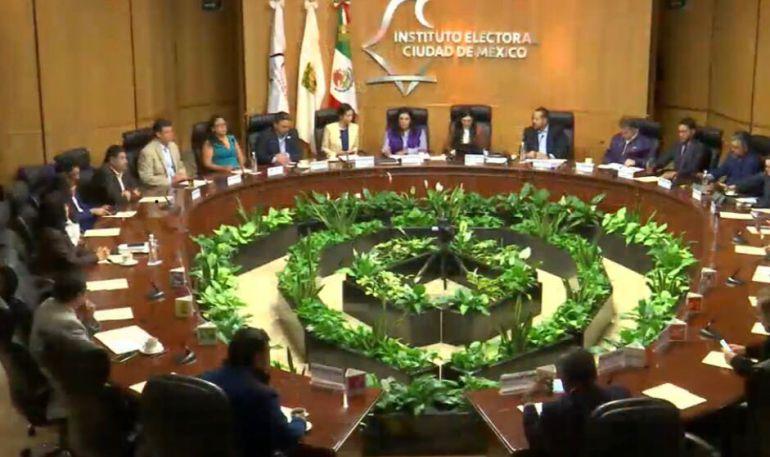 Se declara IECM en sesión permanente por Consulta Ciudadana sobre Presupuesto Participativo