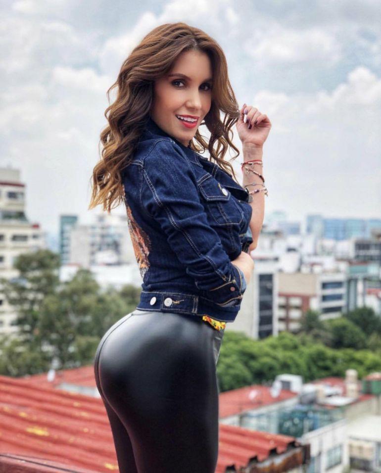 Andrea Escalona: Destrozan a Andrea Escalona en redes sociales