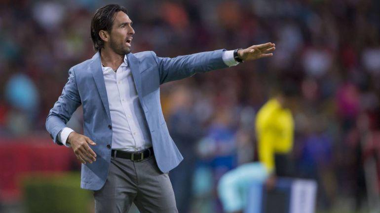 Gerardo Espinoza, Atlas, cese: El Atlas cesa a su entrenador