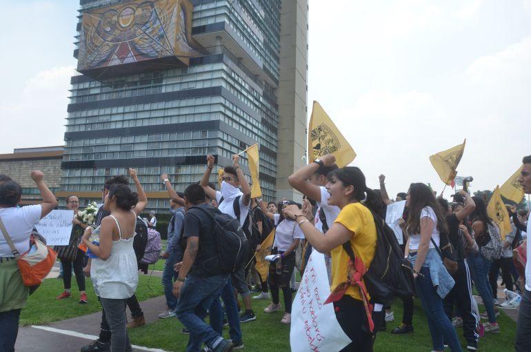 investigación, agresiones, estudiantes: PGR investigará agresiones contra estudiantes en CU