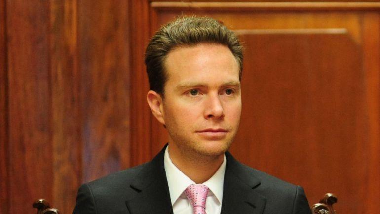 Senado niega licencia a Manuel Velasco