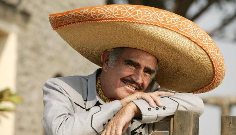 Vicente Fernández se despide con emotivo mensaje
