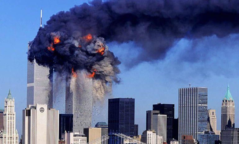 Difunden video inédito del atentado del 11-S