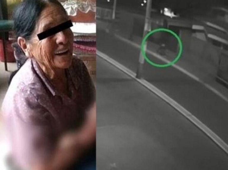 Hombre mata a abuelita tras apedrearla