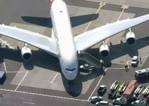 Avión en Nueva York es puesto en cuarentena por pasajeros con fiebre