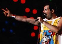 Freddie Mercury, la leyenda que conquistó al público en 2 minutos