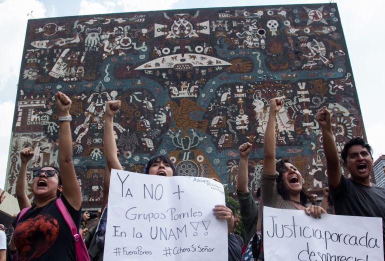 UNAM, expulsión, violencia: Expulsan a 18 de la UNAM