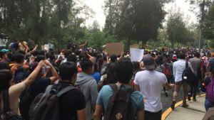 Estudiantes alistan nueva marcha en CU