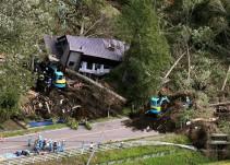 Sismo en Hokkaido, Japón, deja muertos y fuertes daños
