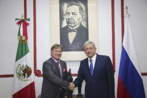 Kremlin anuncia posible reunión entre AMLO y Putin