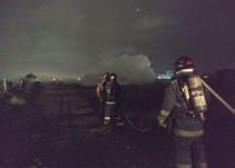 Fuga de gas causa emergencia en Puebla