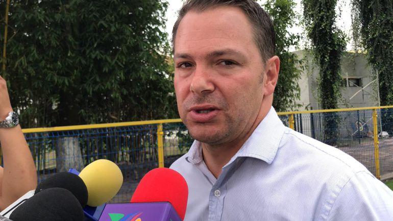 sanción, marchesin, américa: América sancionó a Agustín Marchesín