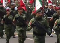Así se vivió el Desfile Militar en la CDMX