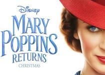 Primer tráiler de la nueva Mary Poppins