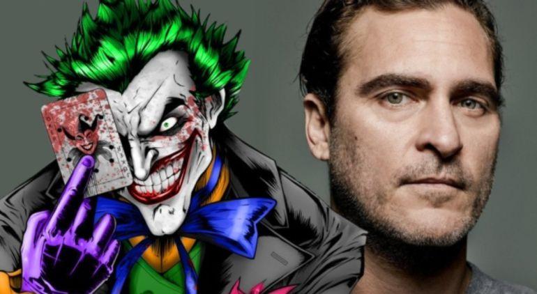 El nuevo Joker sin maquillaje