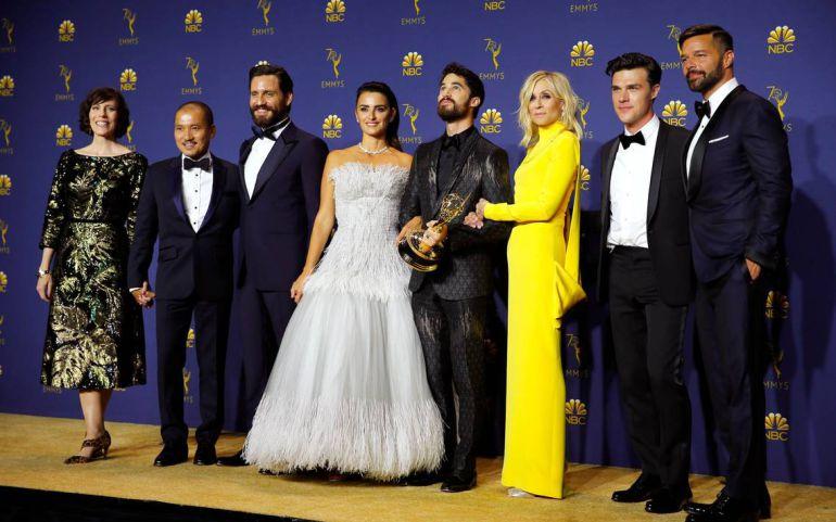 Estos looks conquistaron la alfombra de los Emmys