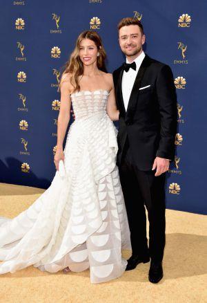 Estos appears to be like conquistaron la alfombra de los Emmys