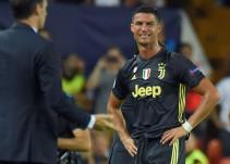Expulsan a Cristiano Ronaldo