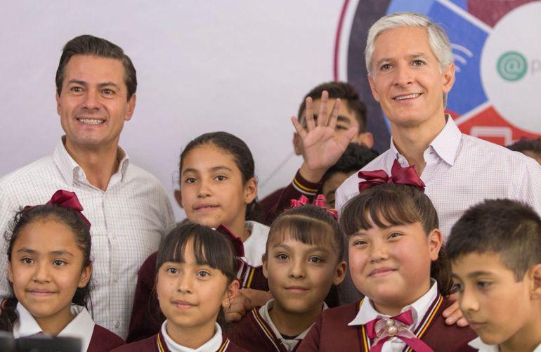 Impulsan a la cultura y a la educación en el Estado de México