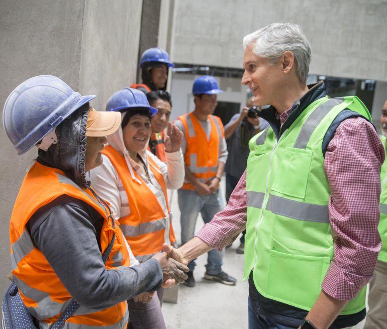 Moderniza Edomex infraestructura para ser el principal centro logístico del país