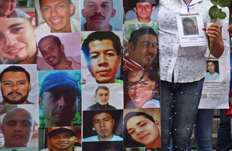 ADN, desaparecidos, Jalisco: PF recaba mil muestras de ADN para buscar desaparecidos en Jalisco