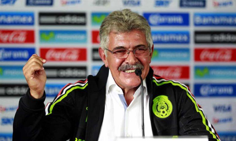 Ricardo Ferretti no entrenará a la Selección Mexicana