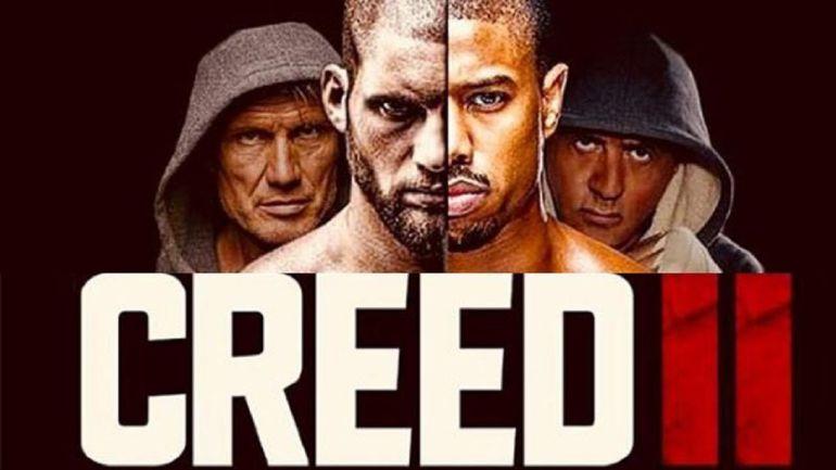 Rocky y Drago se reencuentran en Creed 2