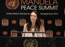Primera Ministra de Nueva Zelanda lleva a su bebé a la ONU