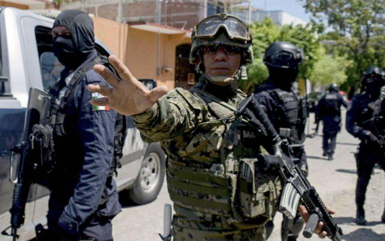 Policía Federal toma mando de la SSP de Acapulco