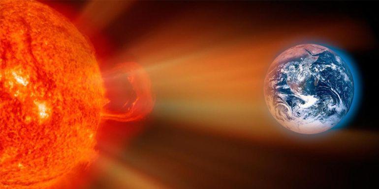 Alertan sobre poderosa tormenta solar que afectará a la Tierra